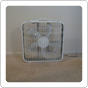 Box Fan White Noise MP3