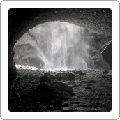 Cave by the Waterfall White Noise MP3