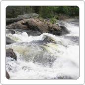 Kicking Horse Rapids White Noise MP3