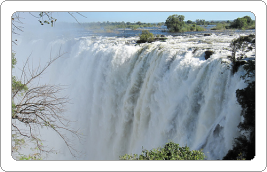 Victoria Falls White Noise MP3